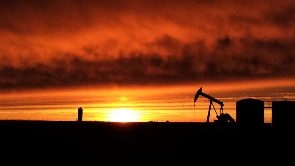 Picture taken Thursday evening (31 December 2020) near Sundown. The image is courtesy of the West Texas Mesonet.